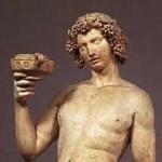 Dioniso con brocca